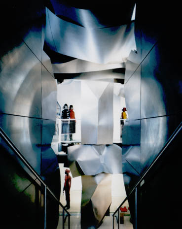 Miyake+Gehry: a new space in TriBeCa