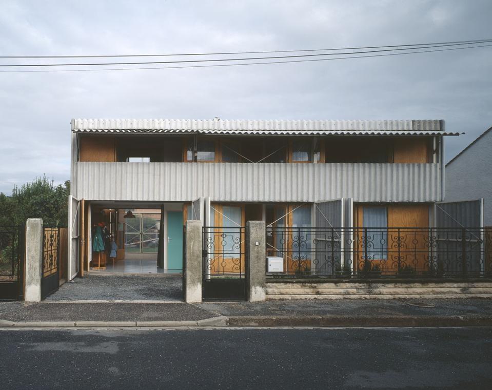 Lacaton vassal - Maison de tokyo paris ...
