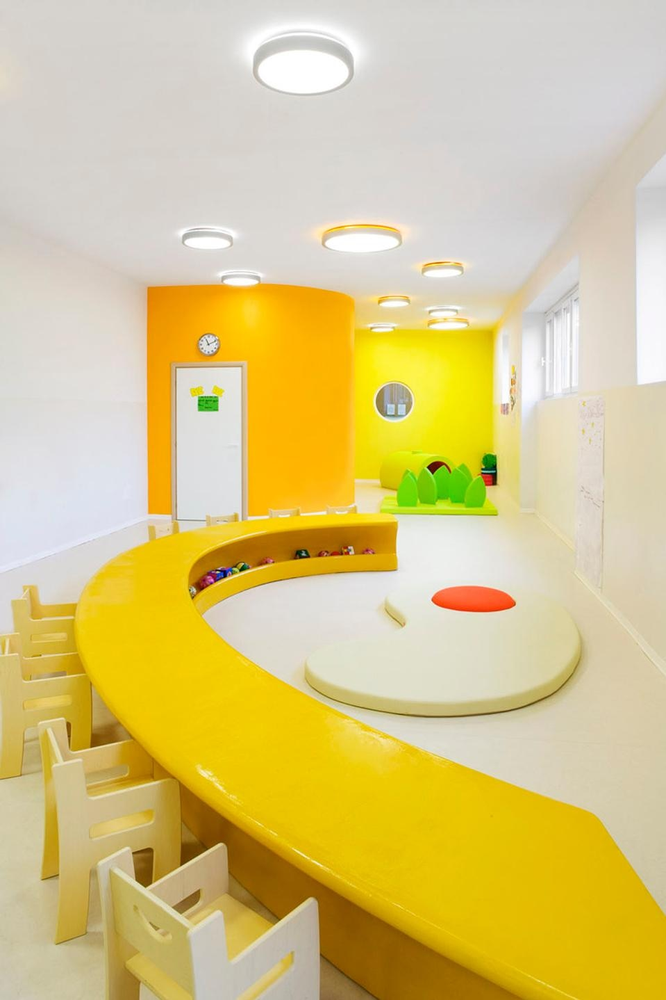Massimo adiansi nursery and pre school for Interior design and decorating schools in lagos