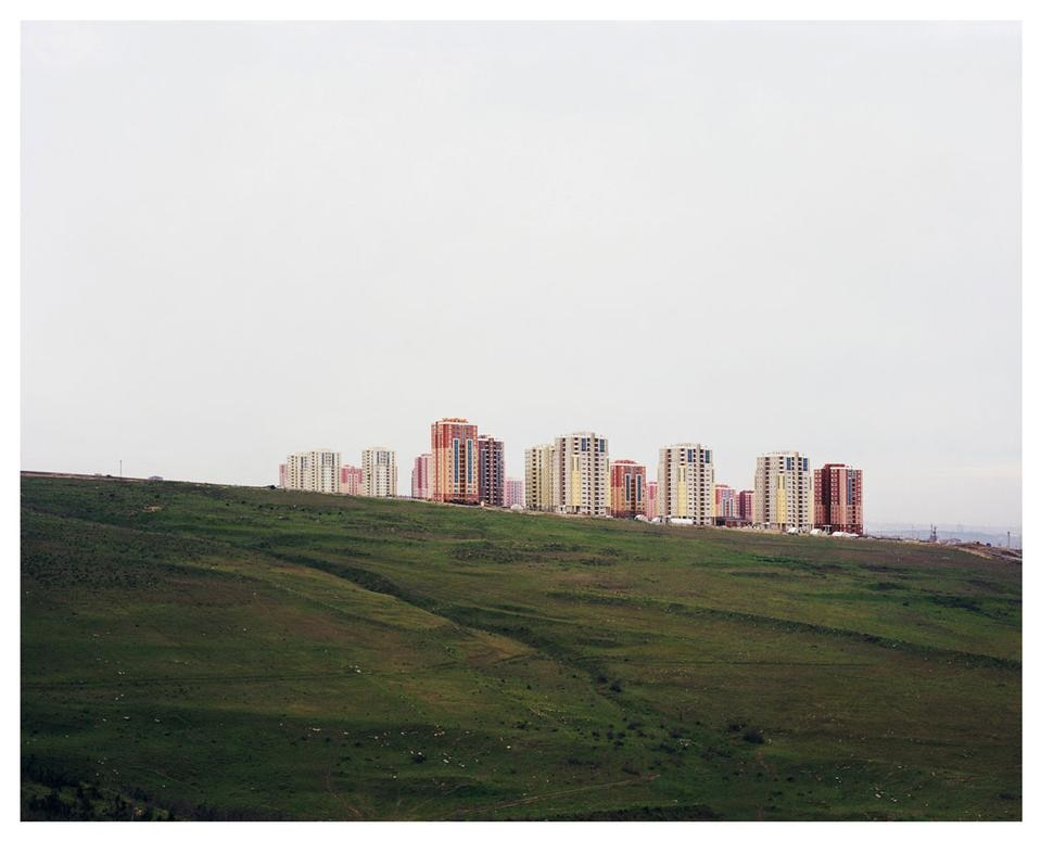 Refuge, Five Cities by Bas Princen