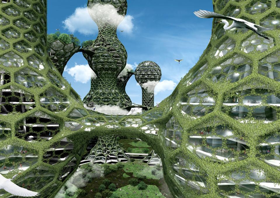 Very green utopias