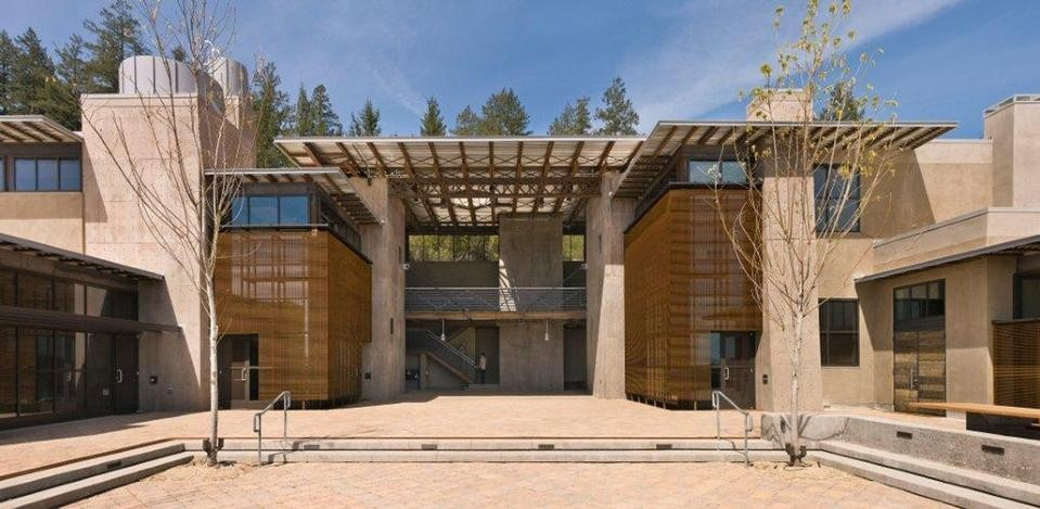 Ned Forrest Architects, Dwight Research Center, 2010, Sonoma County, California, US