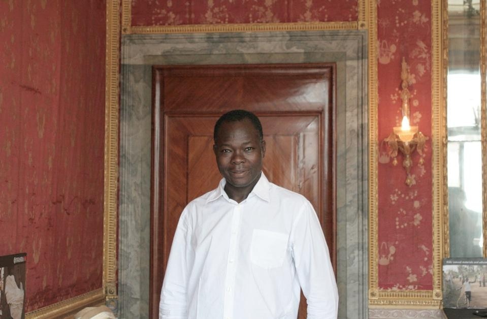 Interview with Diébédo Francis Kéré