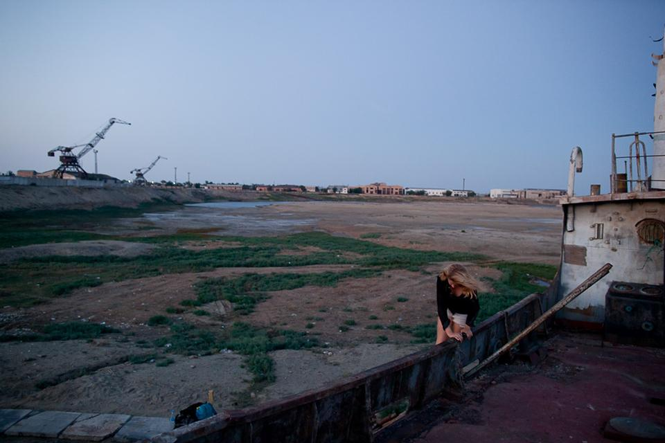aral sea essays