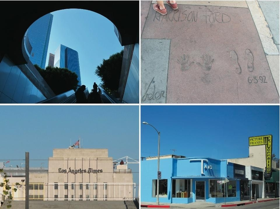 Glimpses of America Deserta: Los Angeles. Photographs by Tom Keeley.