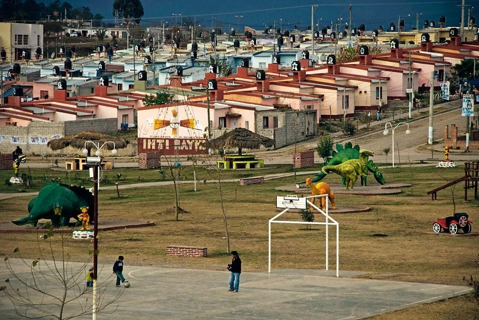 Alto Comedero is the