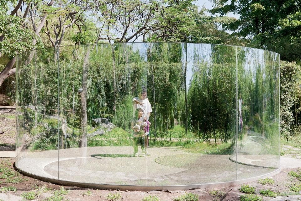 A Botanical Garden Designed By Tatiana Bilbao Provides An Ideal Way To  Bring Contemporary Art Out Of The Silent Rooms Of Museums And Closer To The  People.
