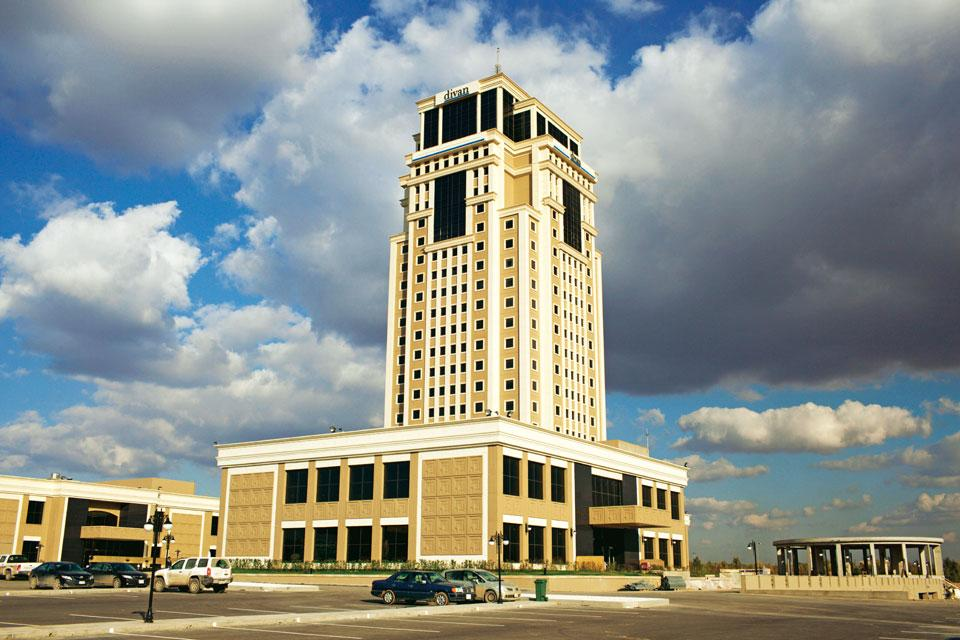 A journey to the other iraq for Divan hotel erbil