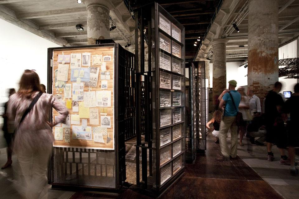 13th international architecture exhibition of la biennale di venezia