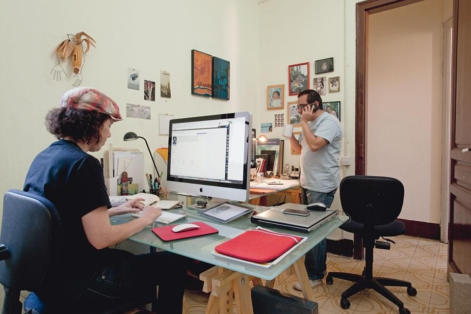 Specialising in architecture