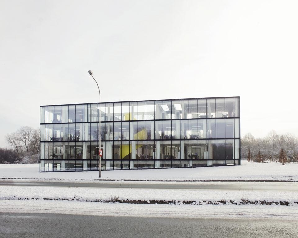 In the West Flanders