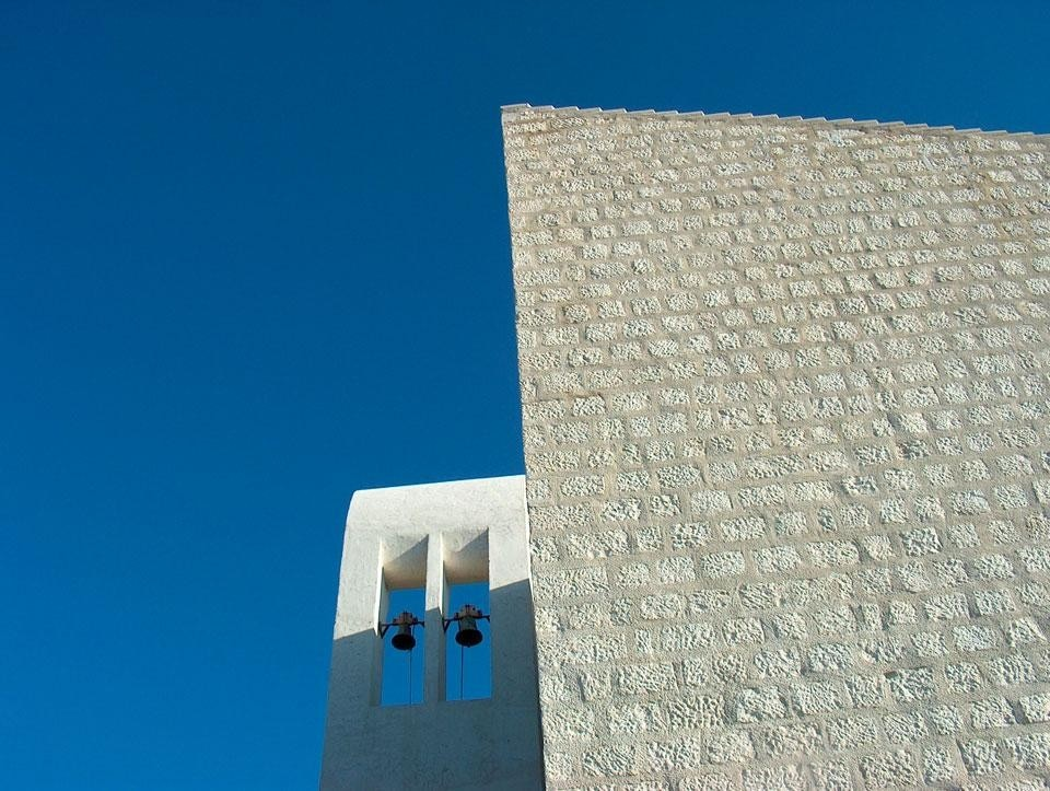 Nikola Bašic, Votive chapel of Our Lady of Mount Carmel, Okit, Vodice, 1993 - 1998