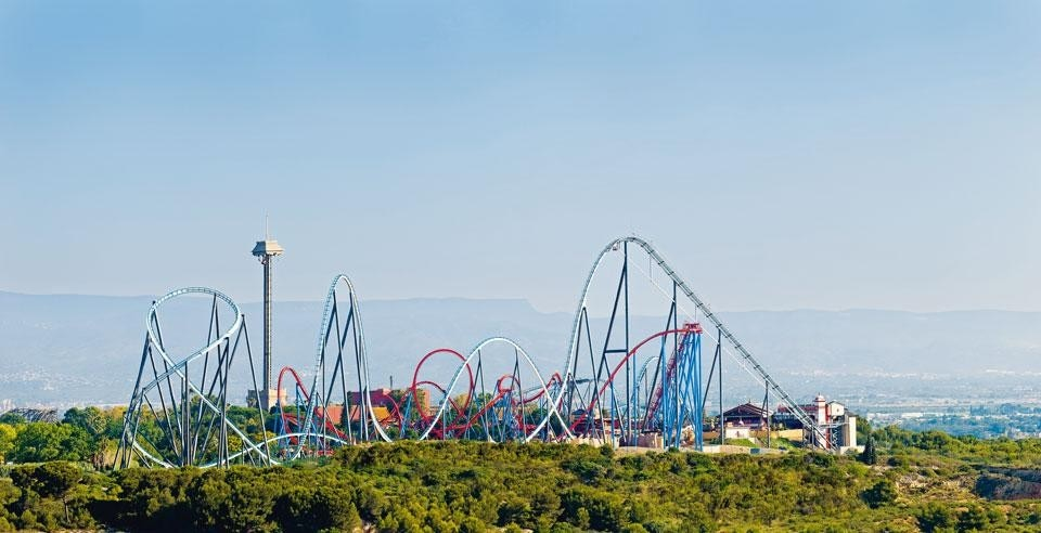 The Spanish PortAventura