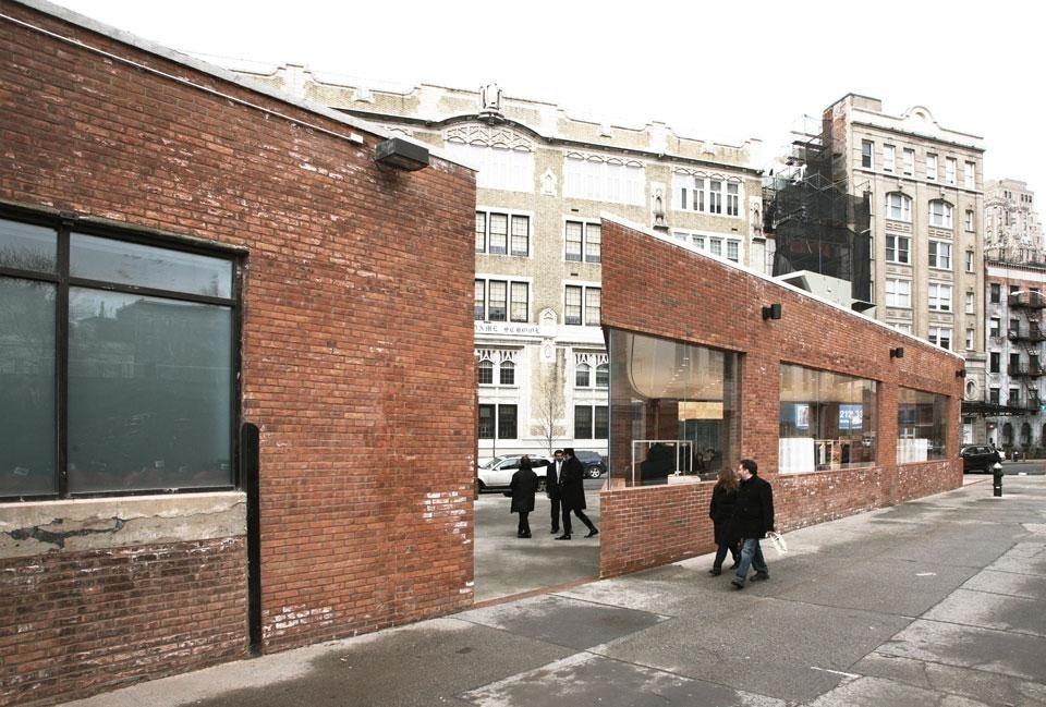 Junya ishigami yohji yamamoto new york gansevoort street store 2008 junya