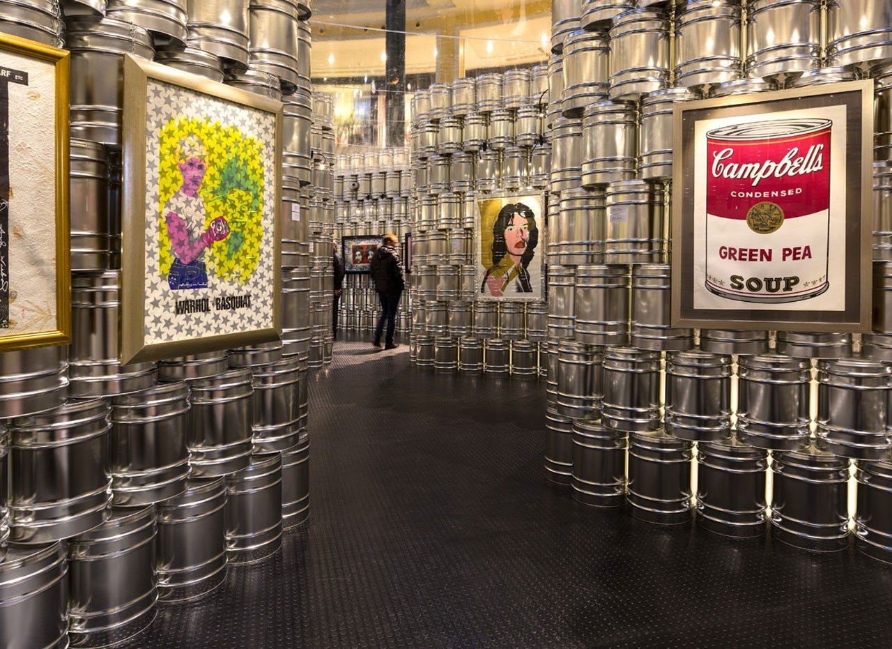Like Architects: The Andy Warhol Temporary Museum