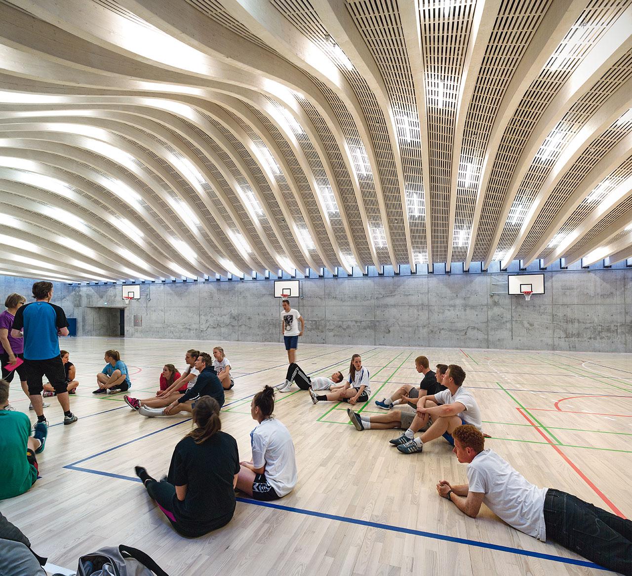 Big Gammel Hellerup Gymnasium