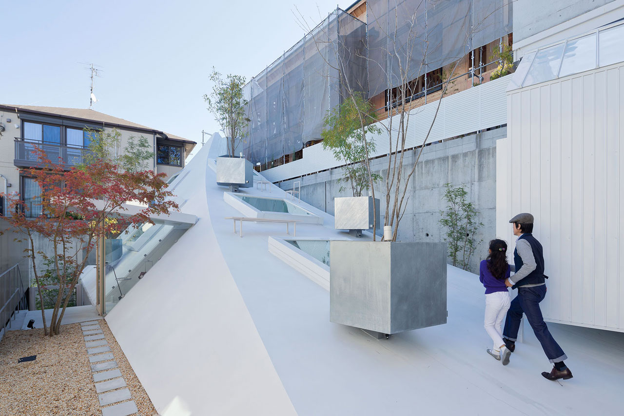 Complementary opposites for O house sou fujimoto