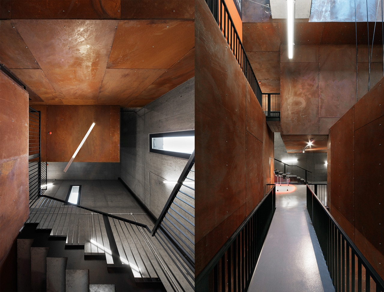 Foldes architects volcano visitor center for Lloyds architecture planning interiors