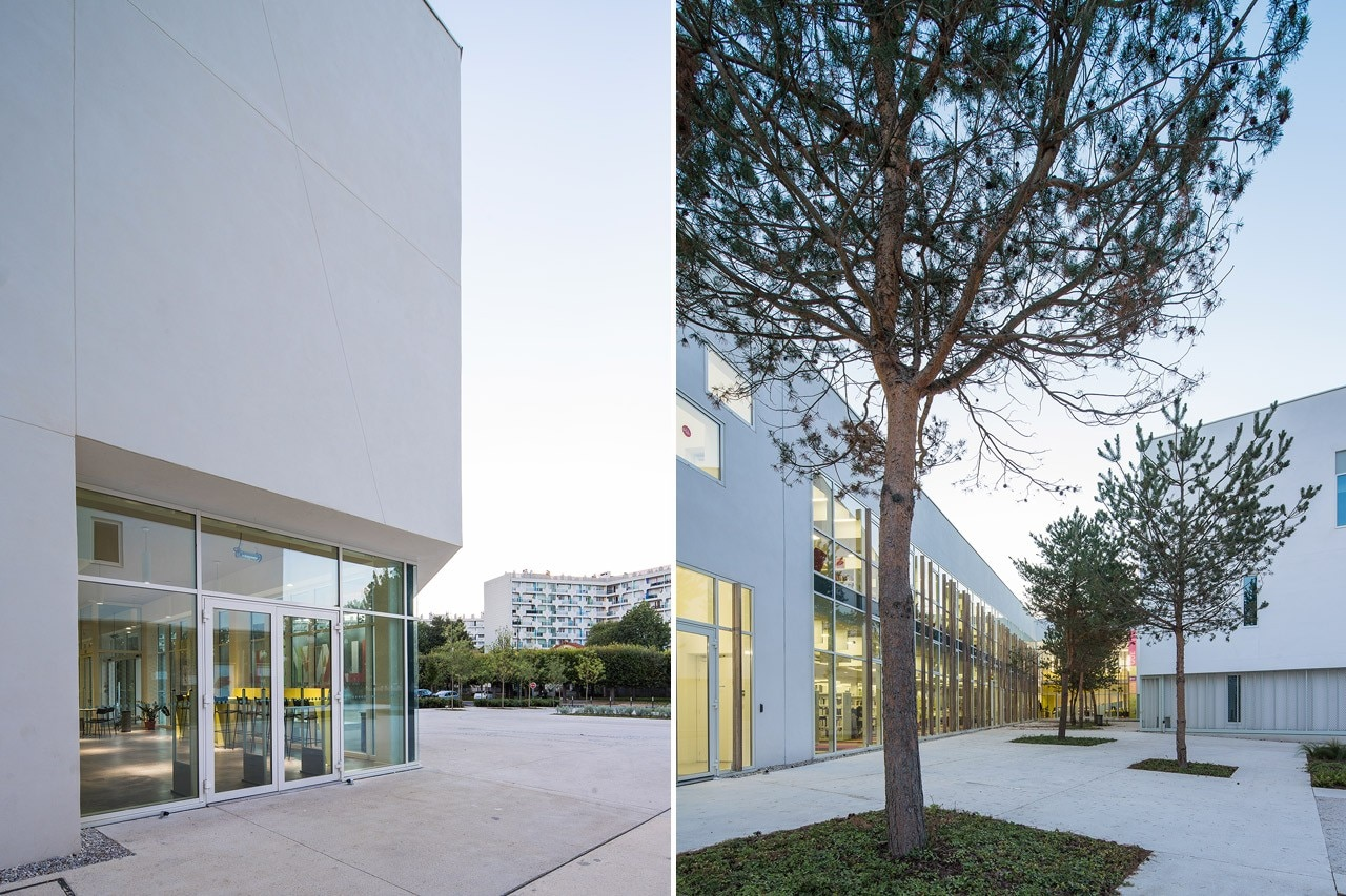 Chelles multimedia library for Atelier 5 architecture
