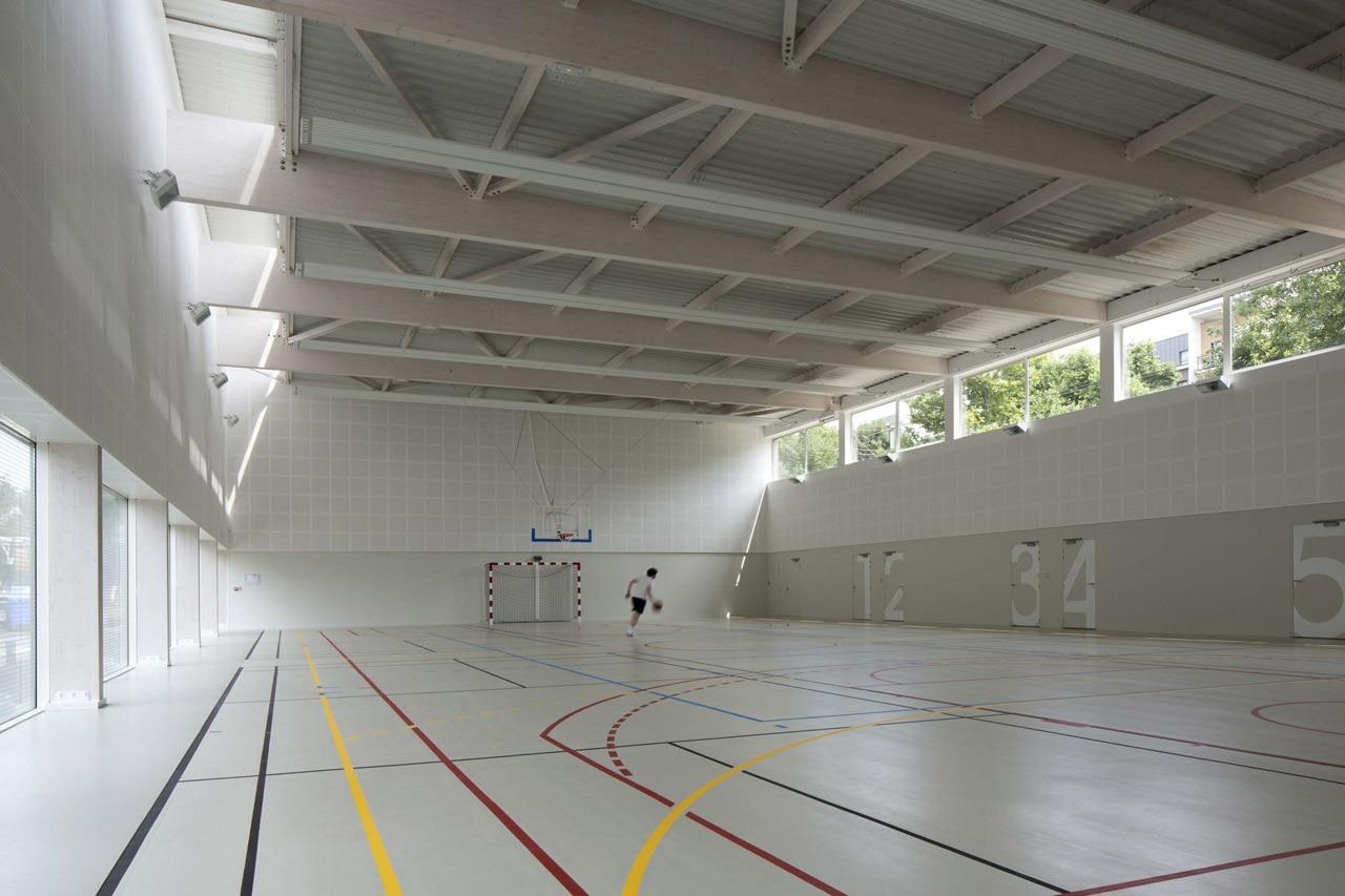 Ateliers o s gymnasium for Asnieres sur seine piscine