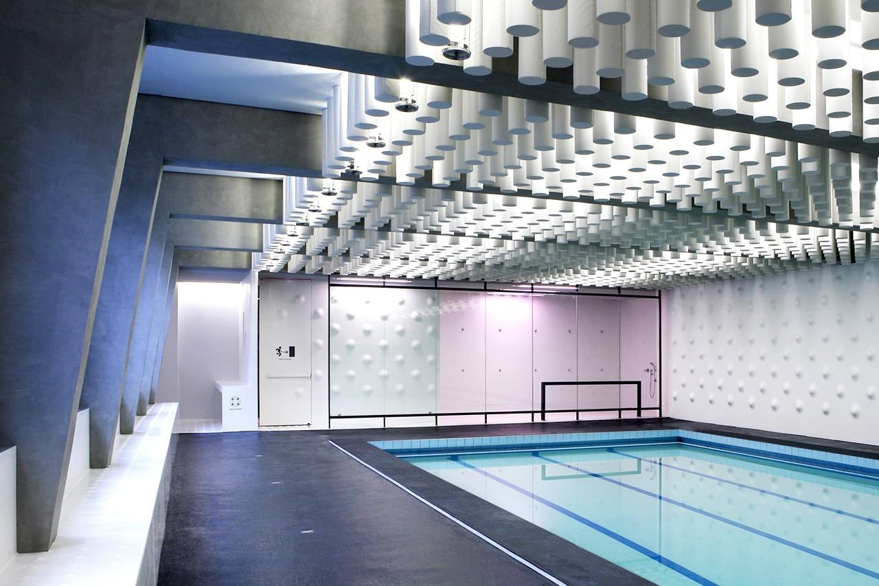 Atlas sports centre domus for Pool design france