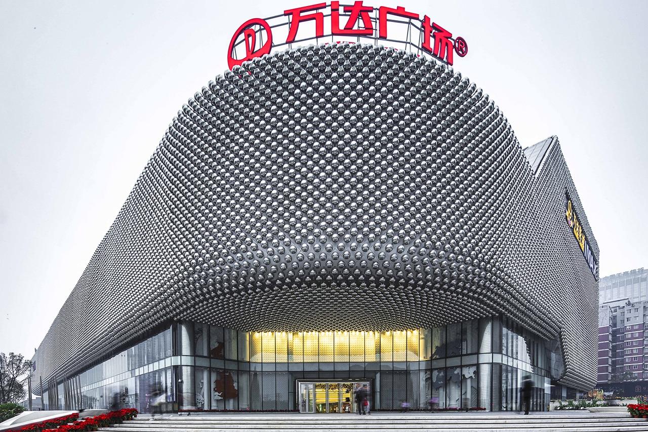 Hanjie wanda square for Studio 11 architecture