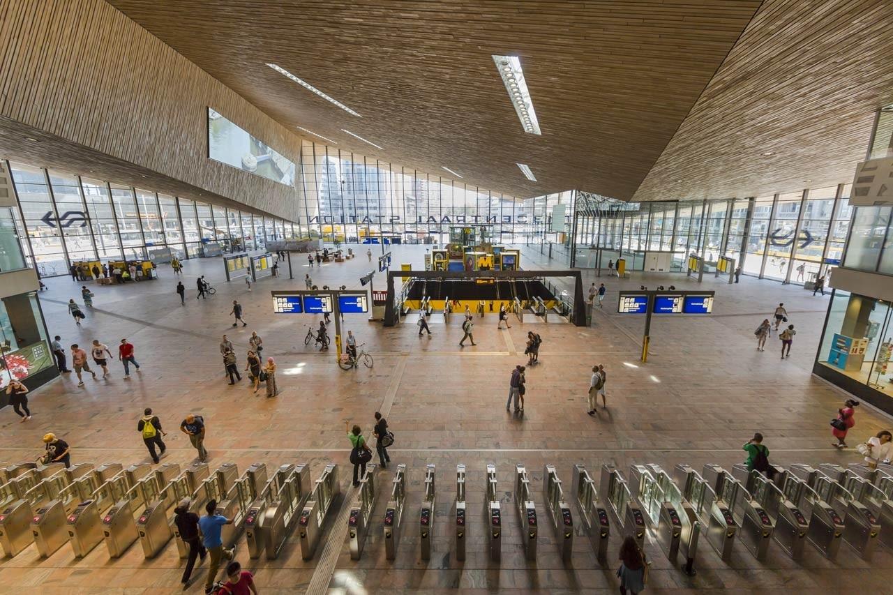 Rotterdam Centraal Station Domus