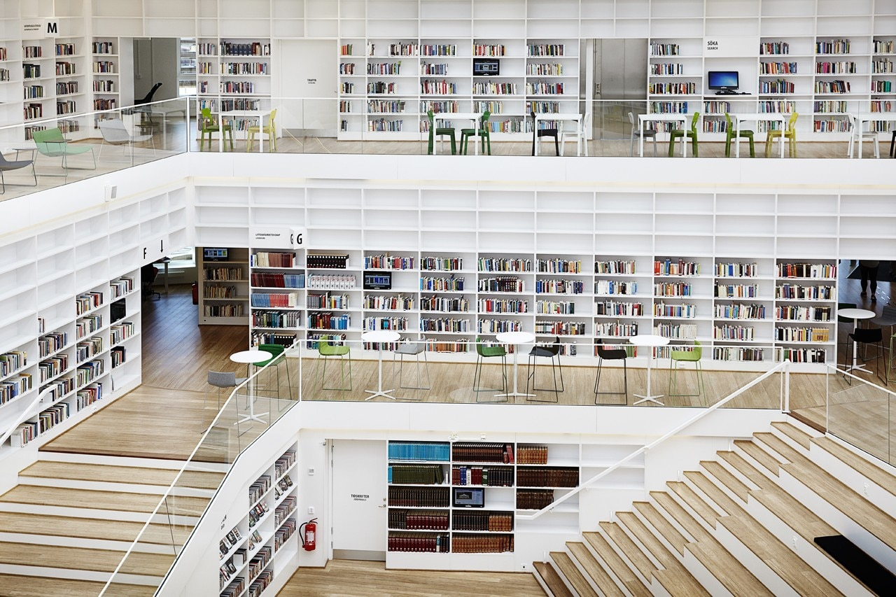 Dalarna Media Library - Domus