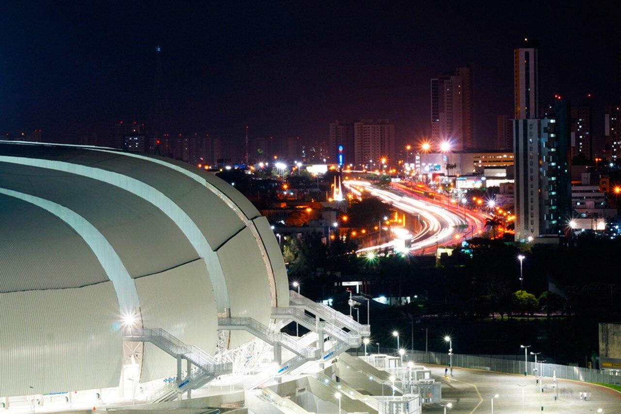 Populous Arena Das Dunas Domus