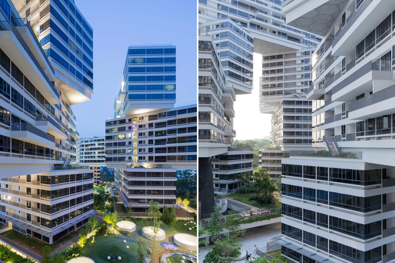 The interlace for Top 10 architecture firms in singapore