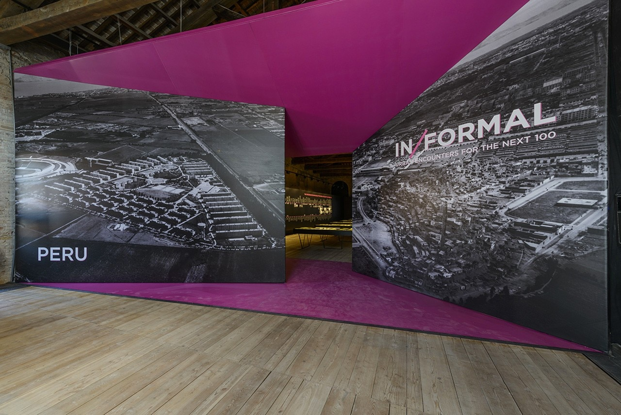 In/Formal: Urban encounters for the next 100, Biennale Architettura 2014