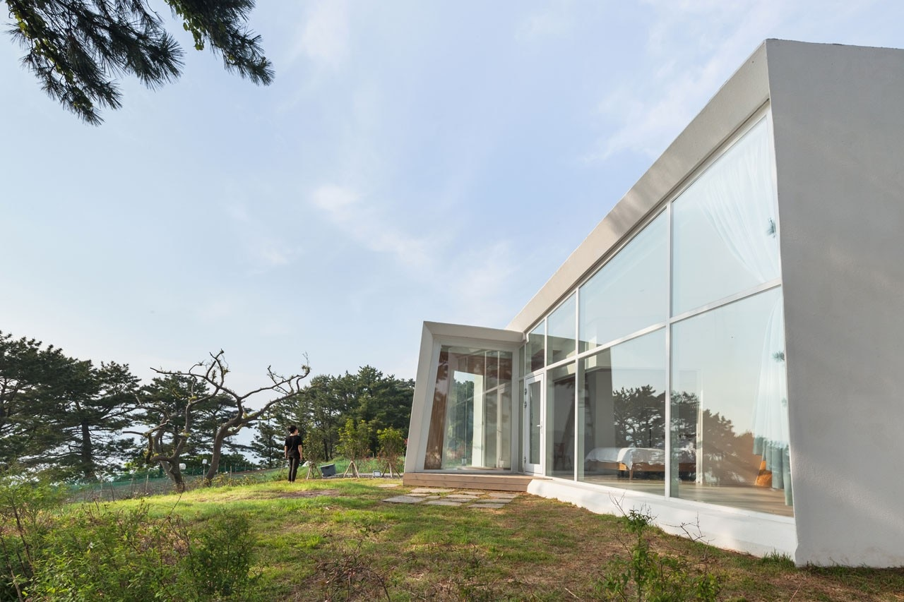 Atelier chang knot house for Atelier 5 architecture