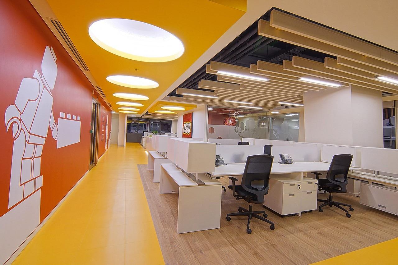 lego corporate office. O.S.O Mimarlık Tasarım, Lego Turkey, Trump Towers, Istanbul Corporate Office B