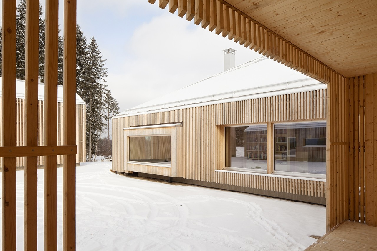 Oopeaa – Office for Peripheral Architecture, House Riihi, Alajärvi, Finland