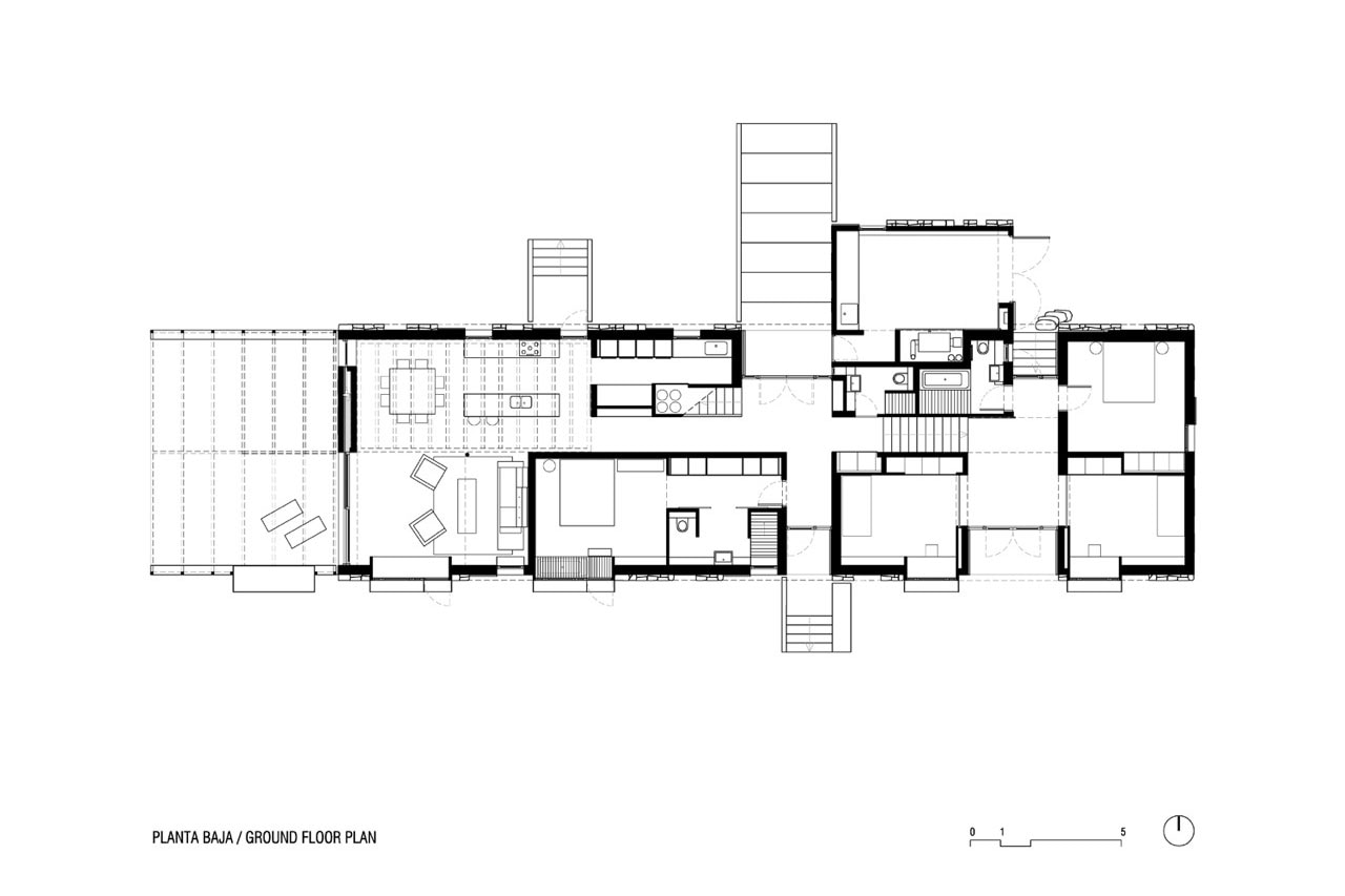 Mmmmms house for Bach floor plans