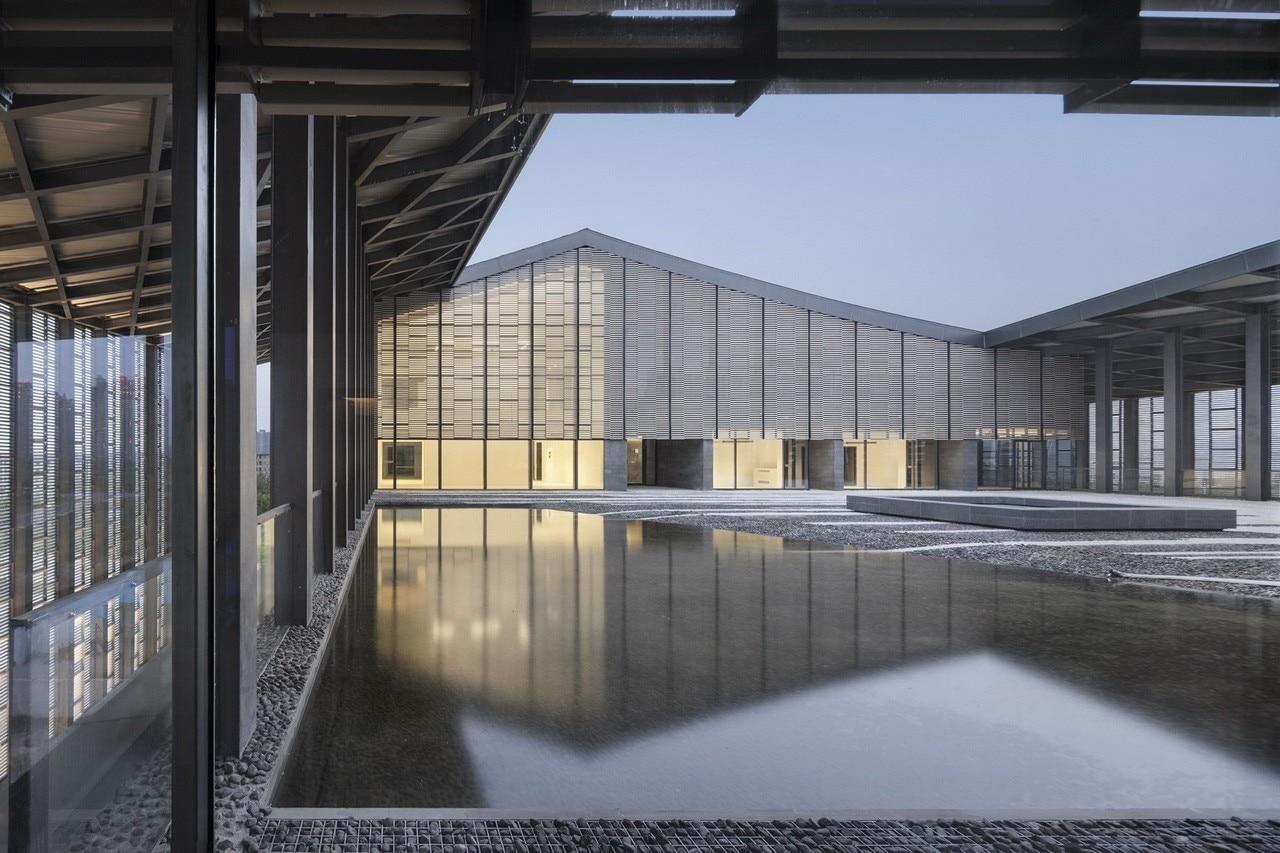 Roof Lighting Architecture Design