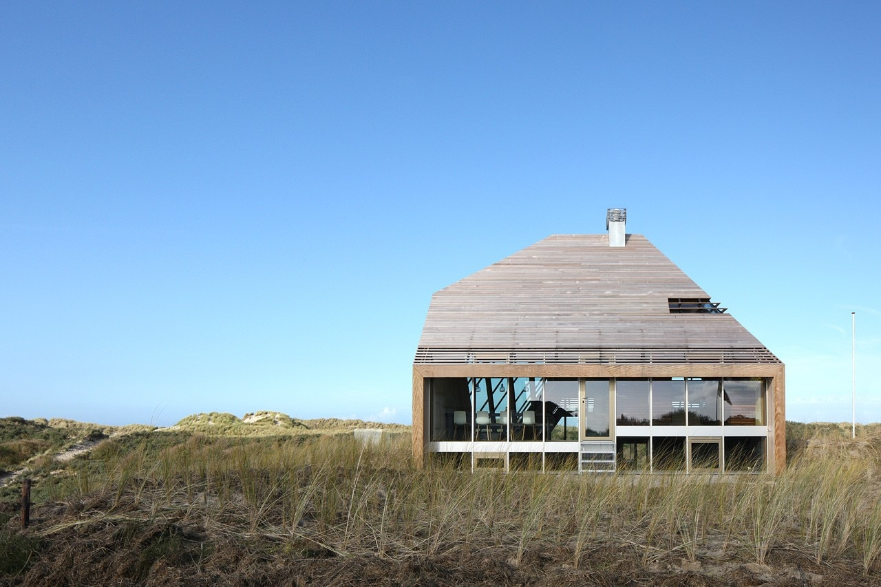 Marc Koelher Architect, Dune House, Terschelling, The Netherlands