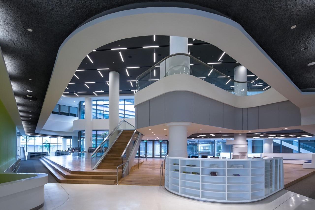 Campus In Singapore Domus
