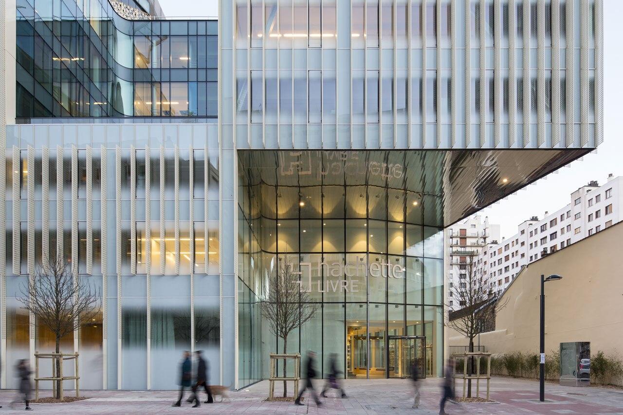 Hachette Headquarters
