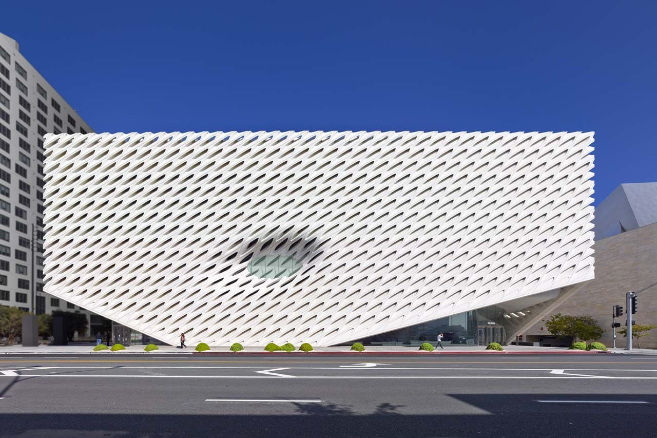 Diller Scofidio + Renfro, The Broad, Los Angeles, California