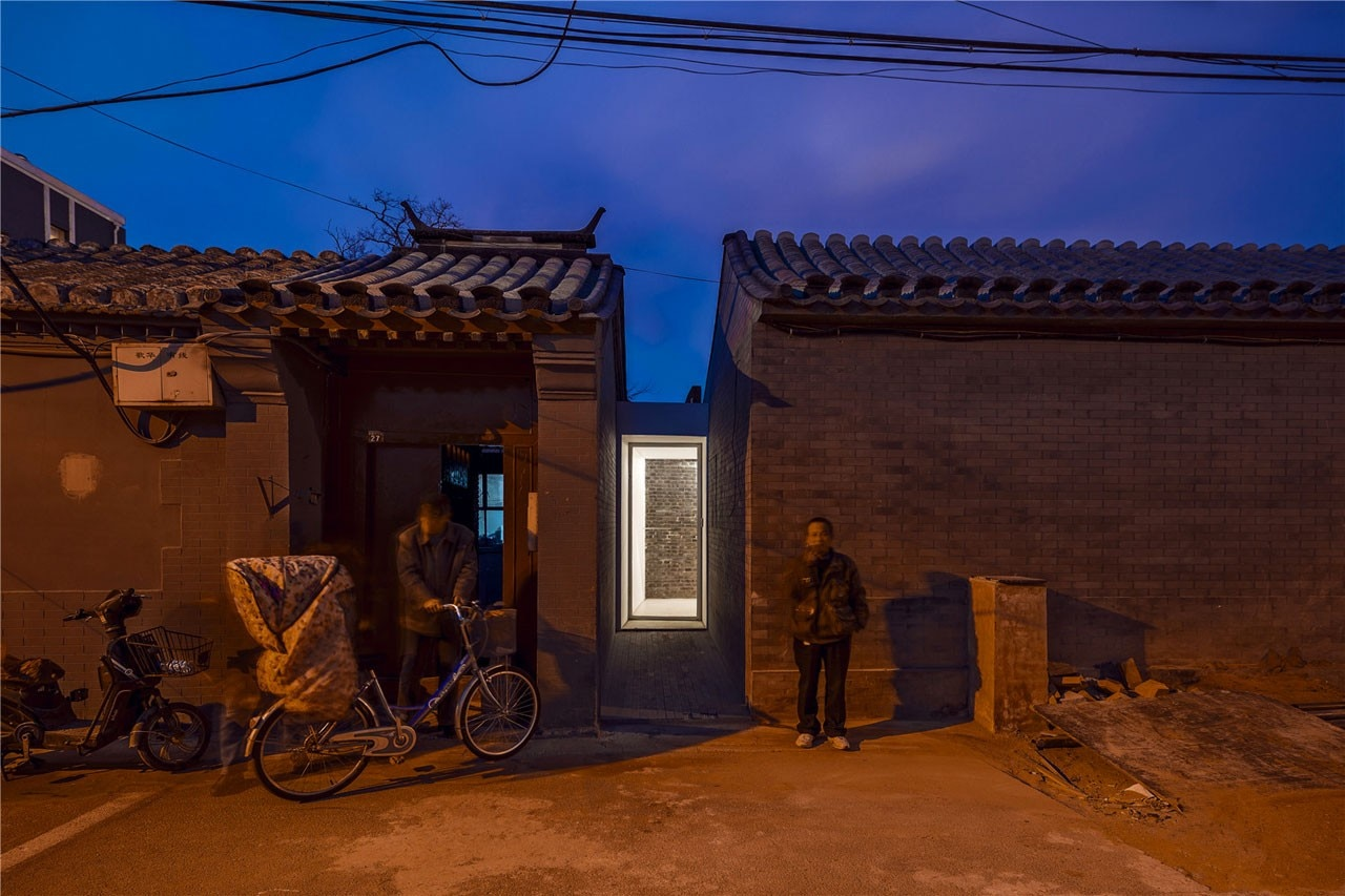 Tea House in Hutong