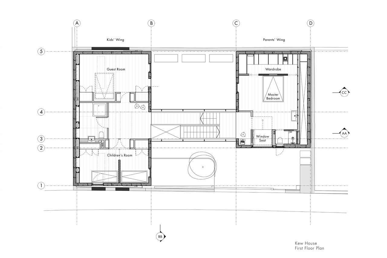 Kew house for House plan companies