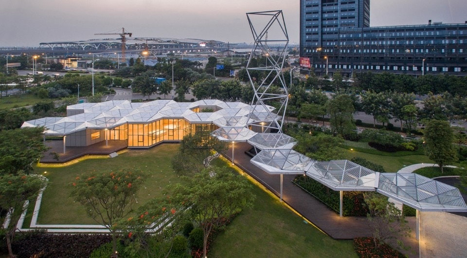 OPEN Architecture,  Hex-Sys, Guangzhou, China