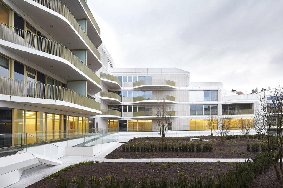 Unstudio le toison d or for Un studio architecture