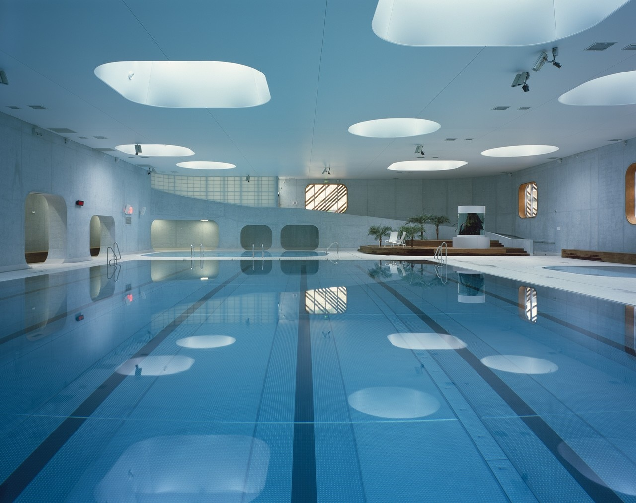 Feng shui swimming pool domus - According to jim the swimming pool ...