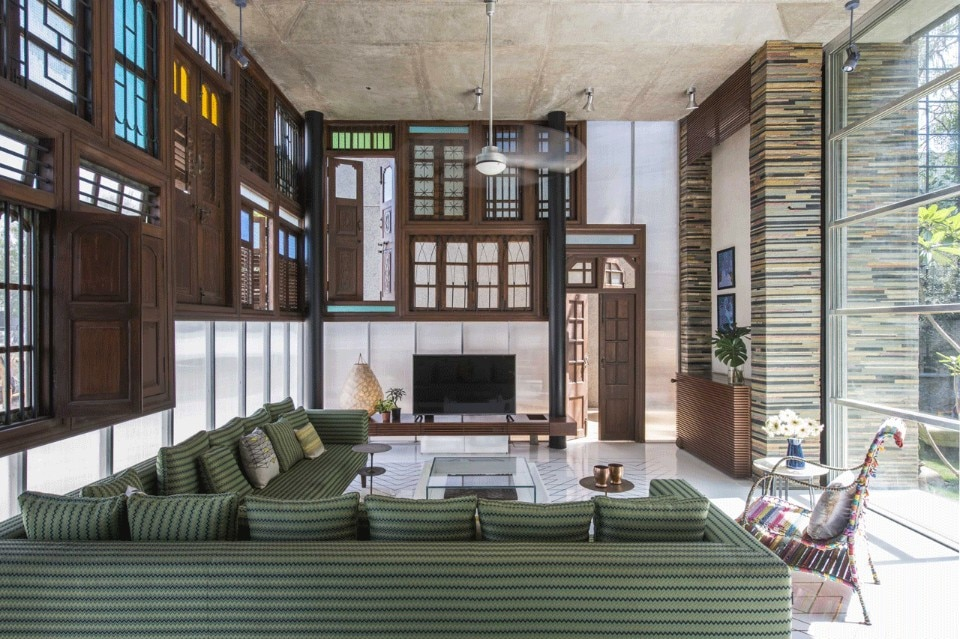 Collage House Domus