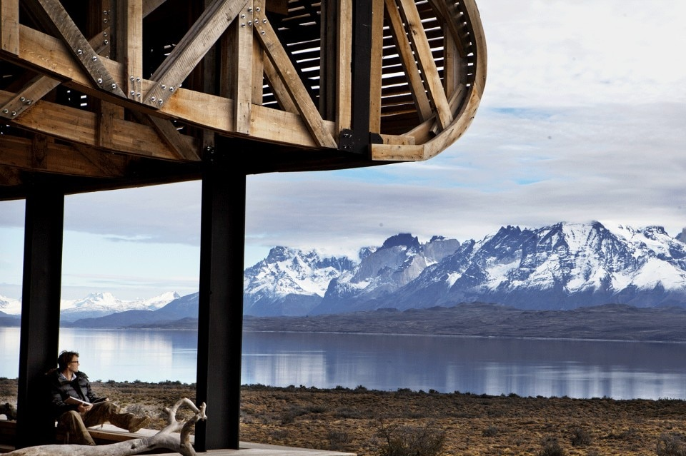 Cazú Zegers Arquitectura, Hotel of the Wind