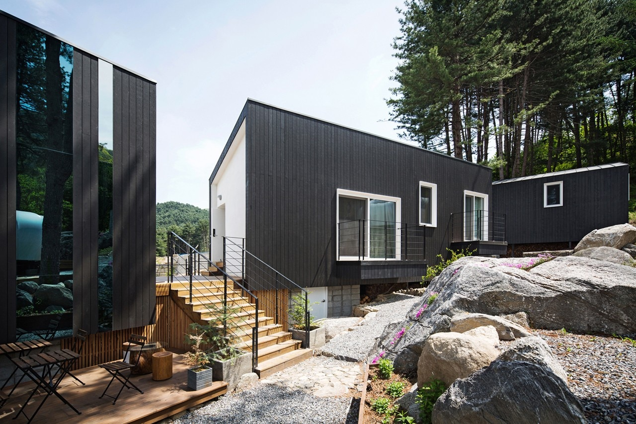 Glamping On The Rock Domus