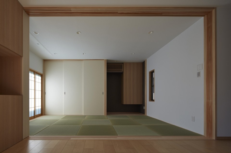 House in Koiwa, Tomoyasu Kawakubo Architects & Associates, 2016