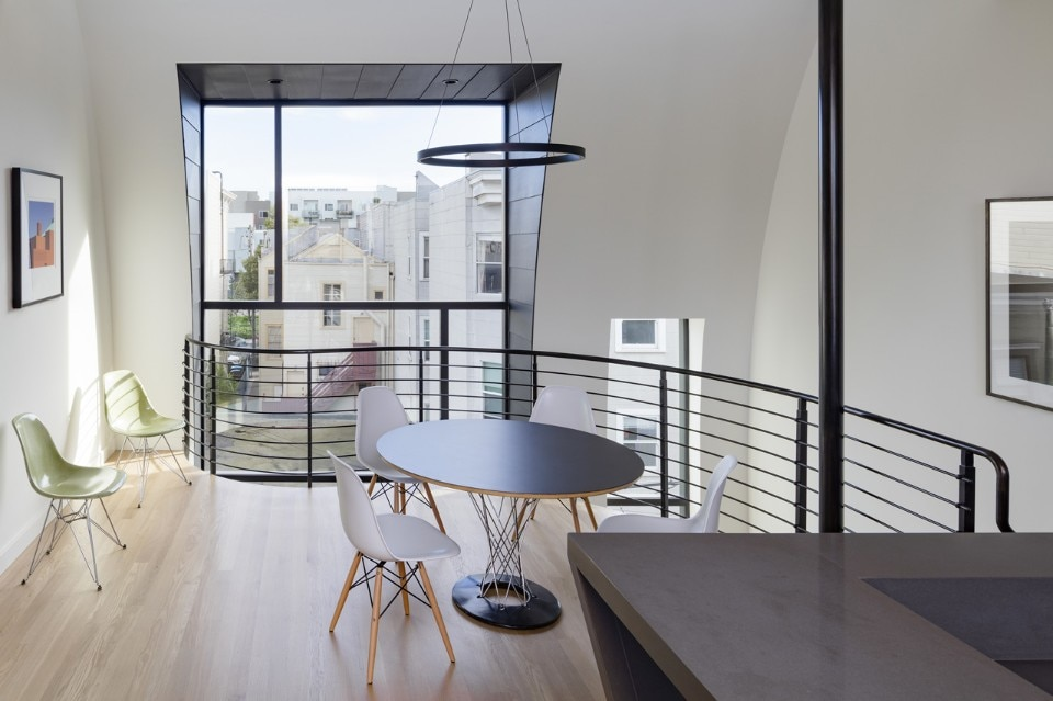 Stephen Phillips Architects (SPARCHS), Linden Street Apartments, San Francisco, 2016
